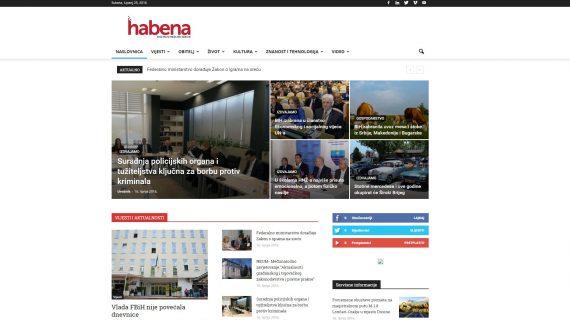 Habena media agency