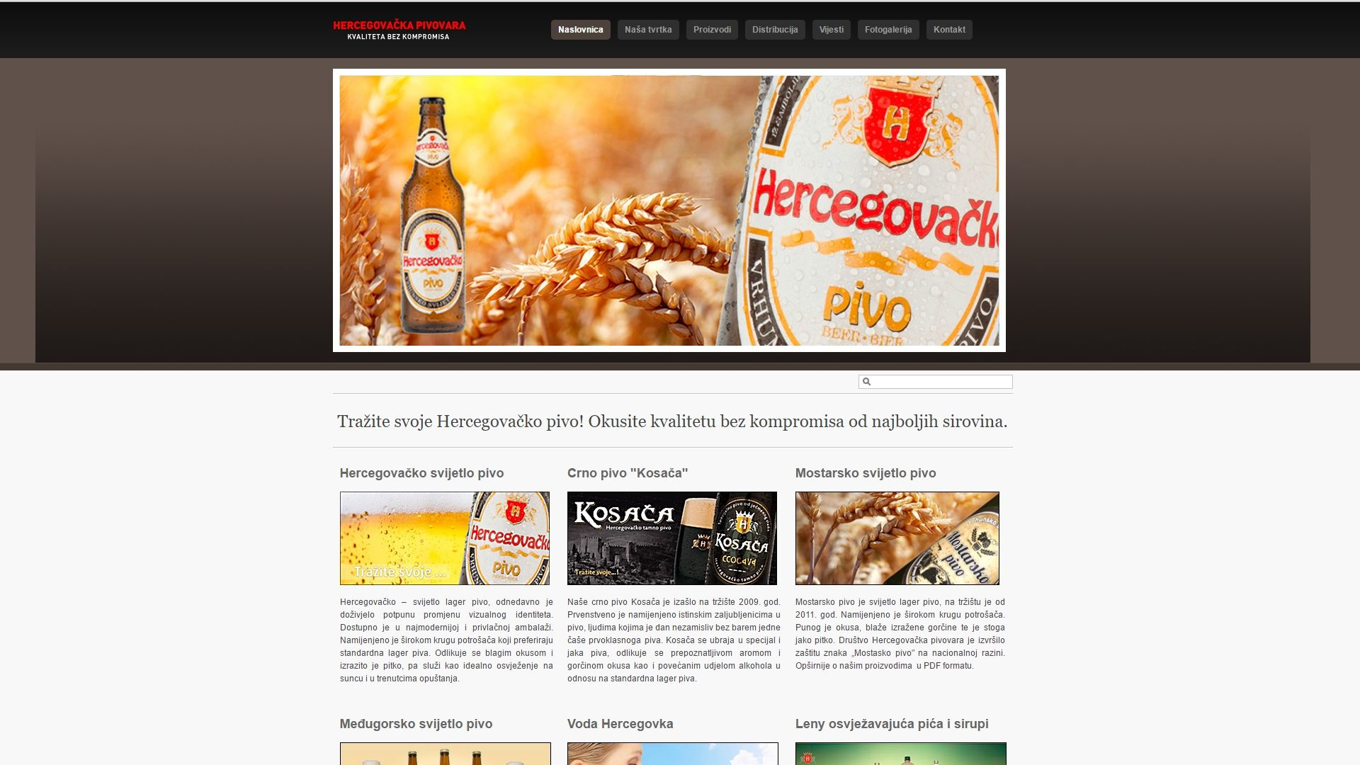 hercegovacko pivo
